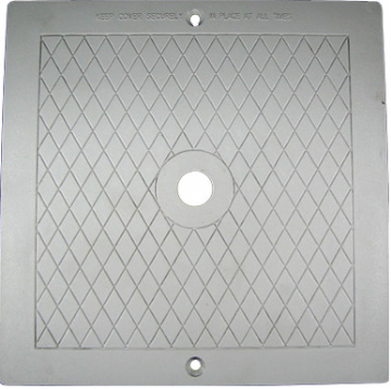 Hayward SP1082/84/8 - Cover Square - SPX1082E